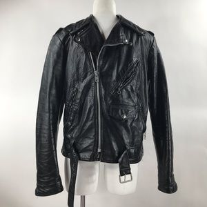 Other - Men's Bermans The Leather Experts leather jacket